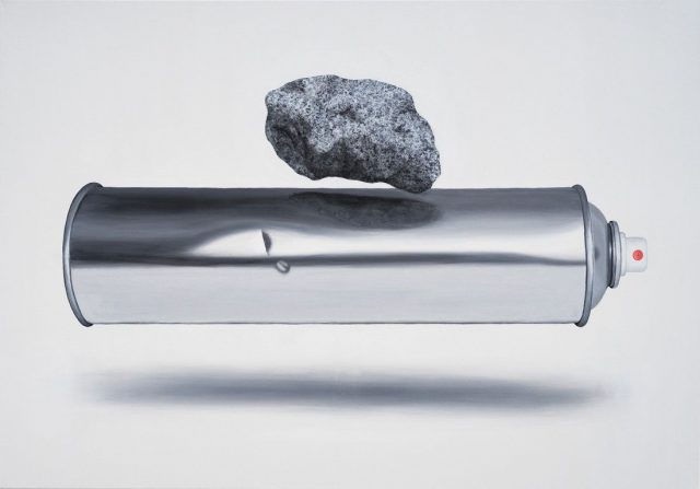 Nuno Viegas Granite Rock Rotterdam