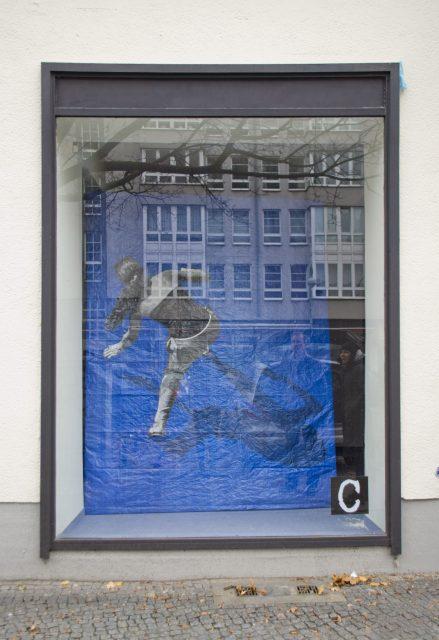 URBAN NATION PROJECT M/2 Schaufenster