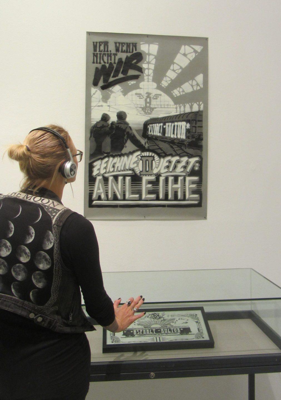 Zelle Asphaltkultur Collective Project M