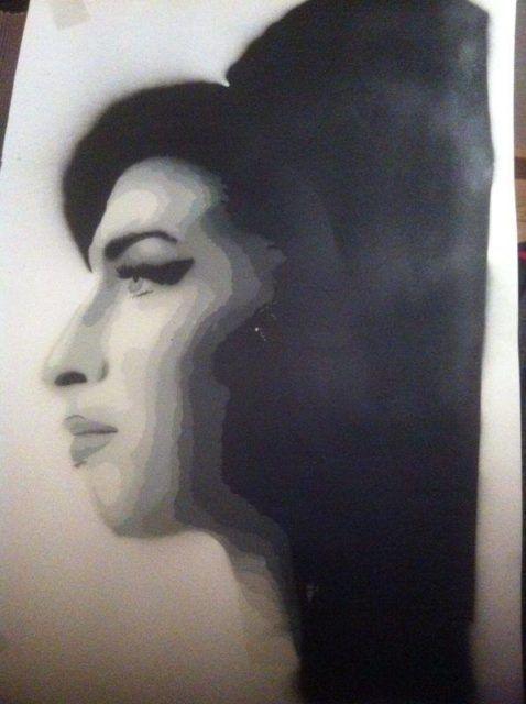 Bàli Amy Winehouse URBAN NATION