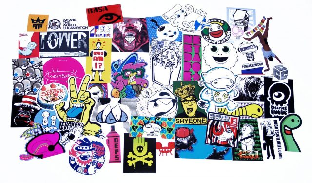 Hatch Sticker Museum Project M