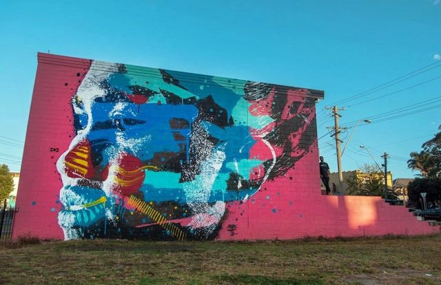 Askew One Mural Australia