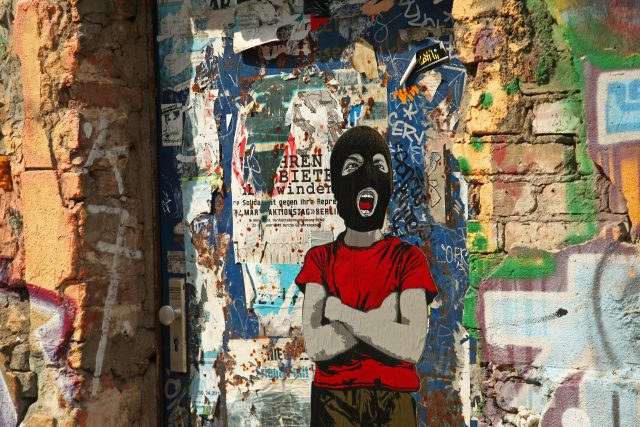 Alias Berlin Stencil