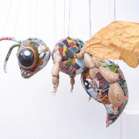 Artist Louis Masai