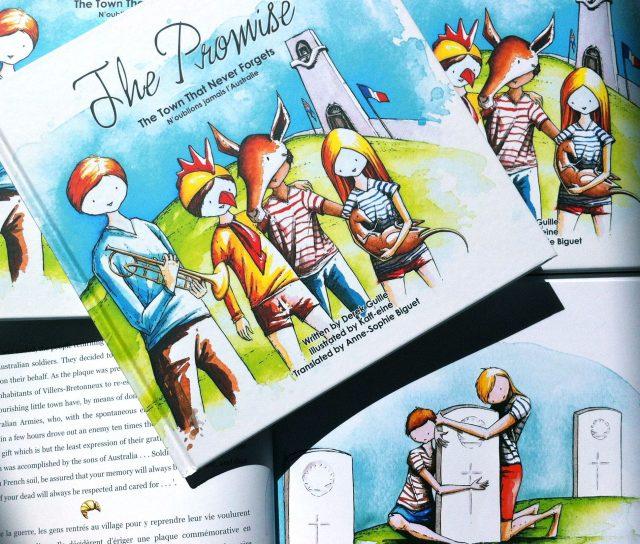 Kaff-eine Book Illustration 2012