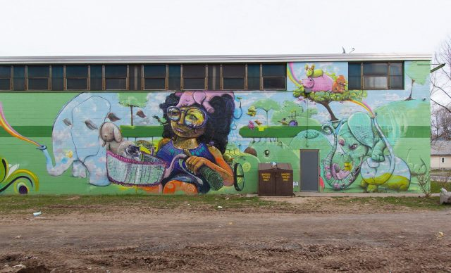 Cern Wall Therapy 2012