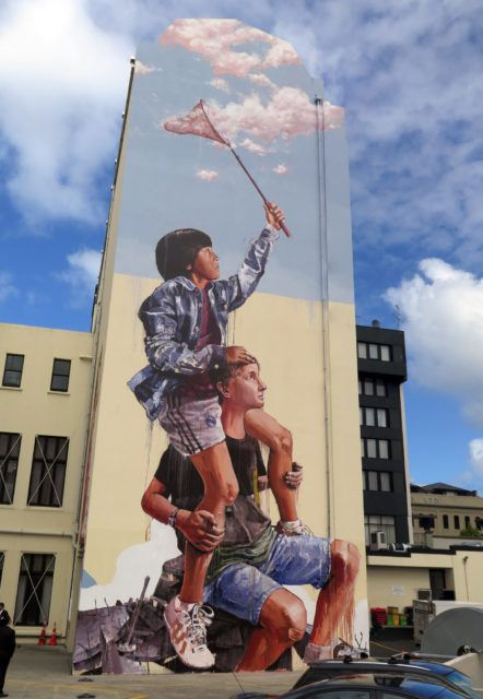 FINTAN MAGEE Chasing Clouds