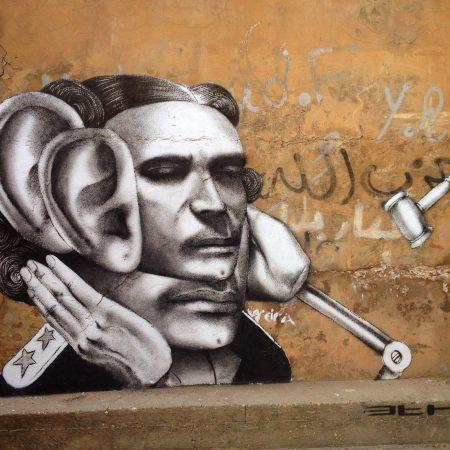 Artist Claudio Ethos