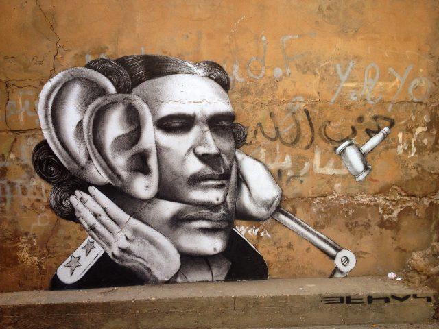 Claudio Ethos Mural UN Museum