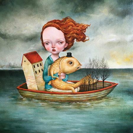 Artist Dilka Bear