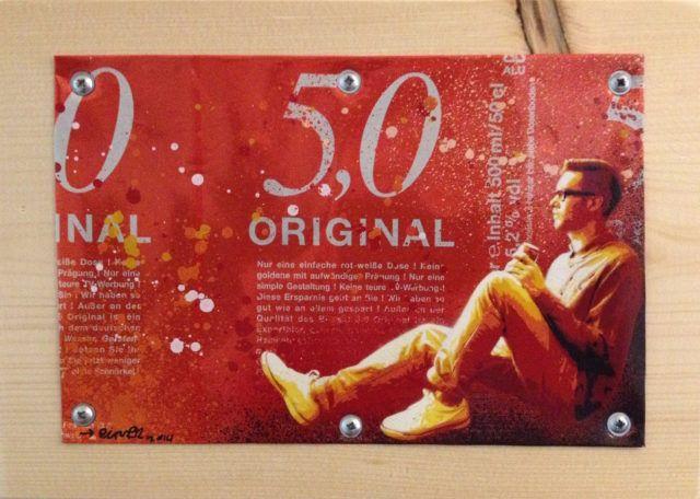 EINS92 Stencil URBAN NATION