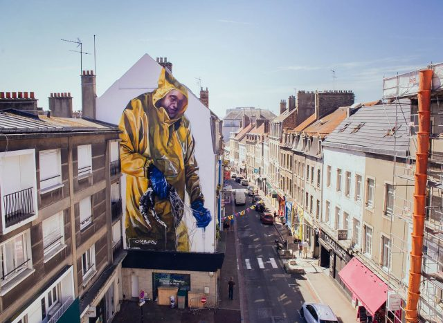 Young Jarus Mural