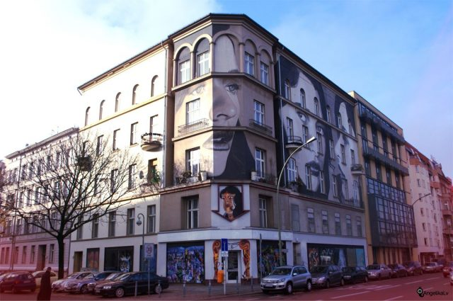 URBAN NATION PROJECT M/2 Fassade RONE