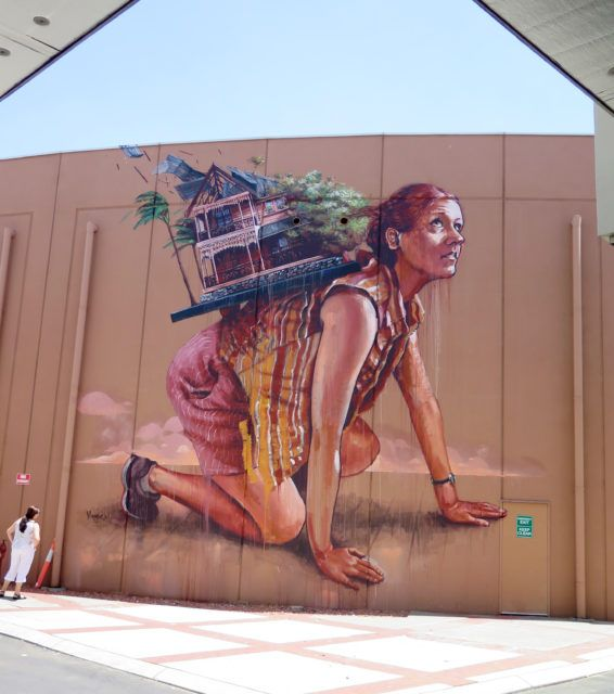 Fintan Magee ONE WALL URBAN NATION