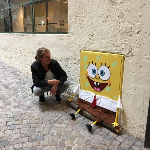 Pappas Pärlor Pearls Spongebob