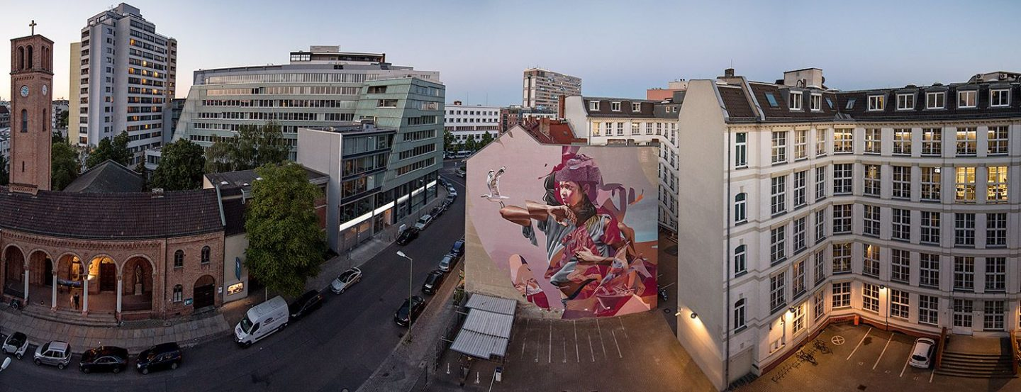 James Bullough Telmo Miel ONE WALL UNITY