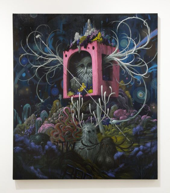 Jeff Soto WALL THERAPY URBAN NATION