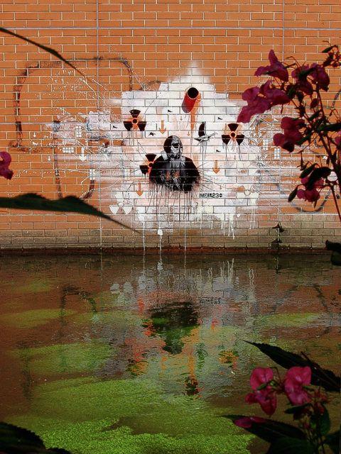 Plotbot KEN Mural URBAN NATION