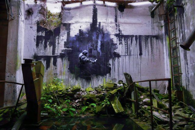 Plotbot KEN abandoned chemical factory
