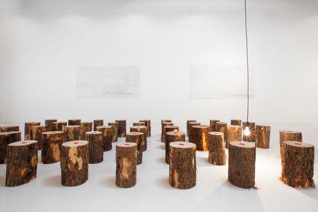 Know Hope installation public art