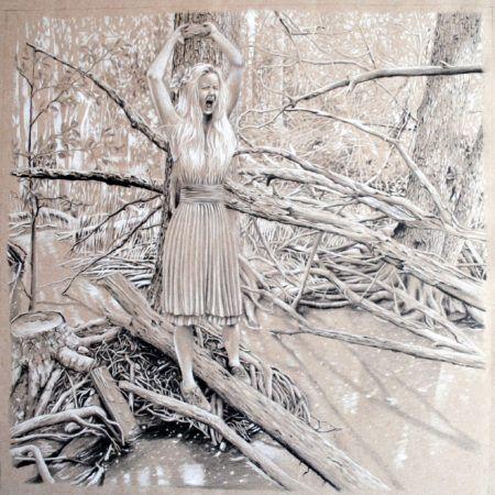 Artist Linnea Strid