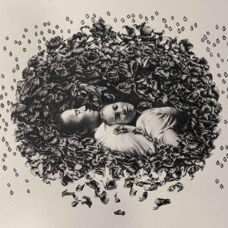 Artist Lucy Hardie