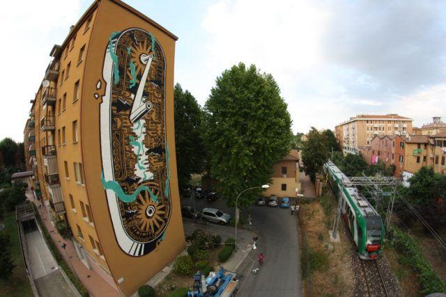 M-City Mural URBAN NATION