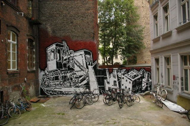 M-City Berlin Mural URBAN NATION