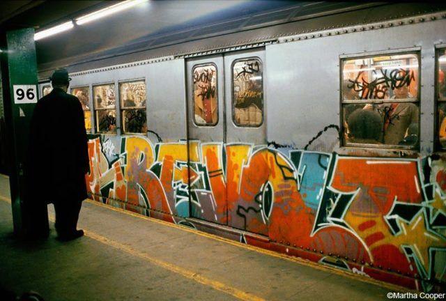 Martha Cooper Photography Graffiti New York City