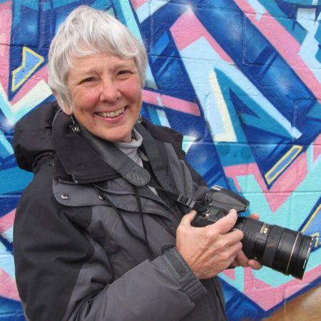 Artist Martha Cooper