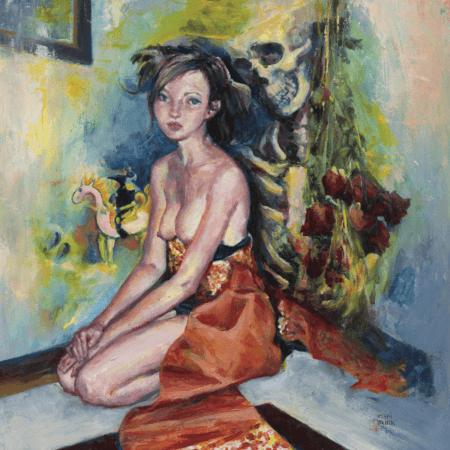 Artist Mari Inukai