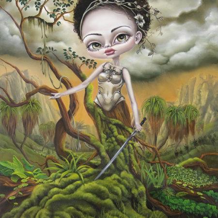 Artist Marie Larkin