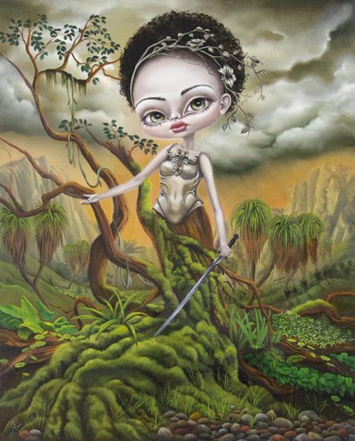Marie Larkin Project M 14 Gaia