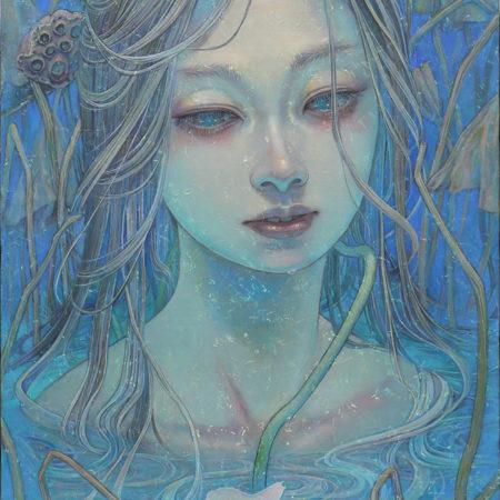 Artist Miho Hirano