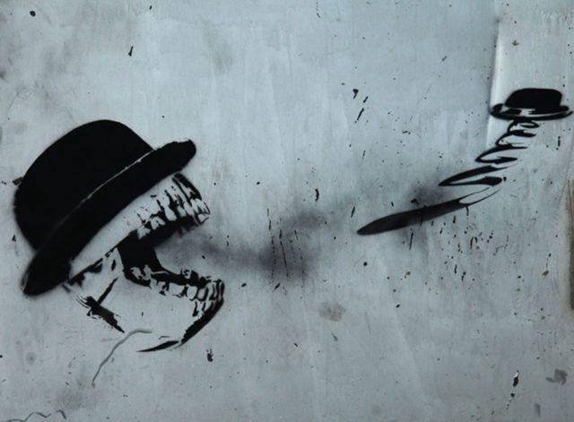 Nick Walker Stencil Art URBAN NATION