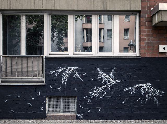 URBAN NATION Berlin. Vegan Flava. Community Wall. Street Art. Urban Art. Urban Contemporary Art.