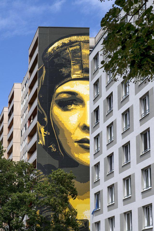 Tankpetrol Mural Artpark Tegel
