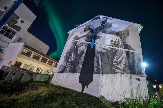 Ino Iceland Airwaves WALLPOETRY