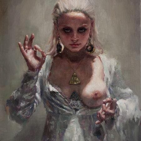Artist Natalia Fabia