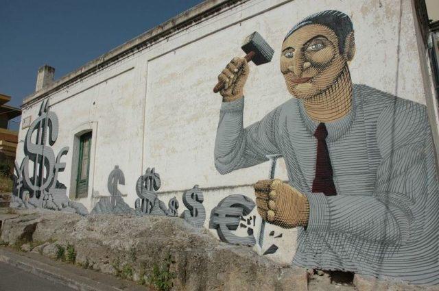 Francisco Rodrigues da Silva Nunca Mural
