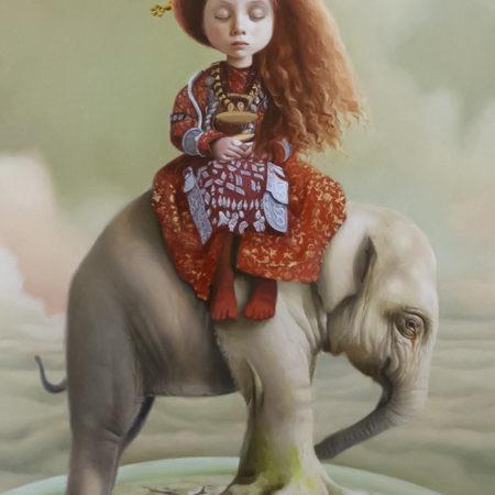 Artist Olga Esther
