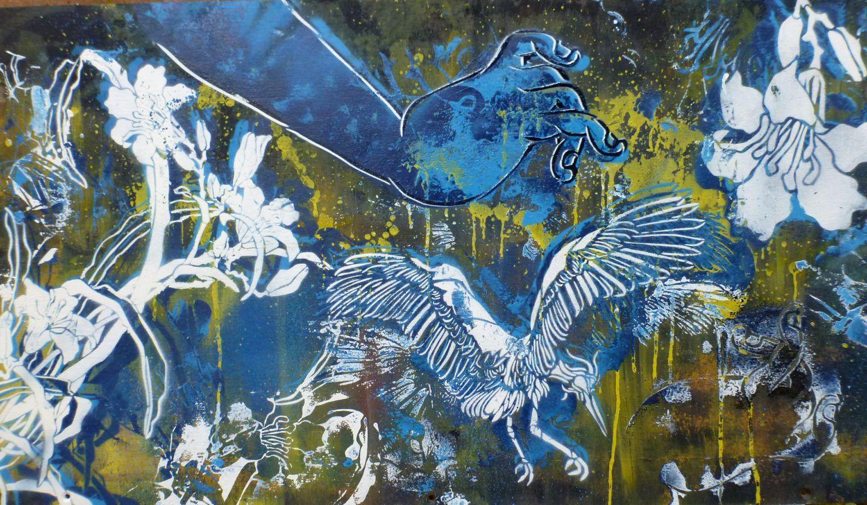 Stew Bird URBAN NATION