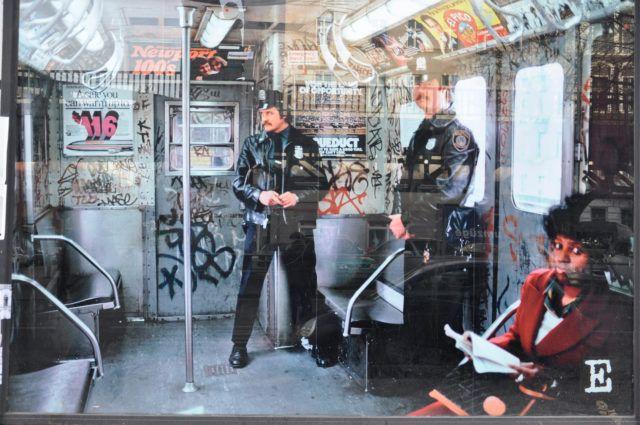 Martha Cooper New York City Subway
