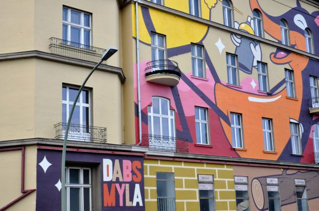 Dabs Myla Project M Facade URBAN NATION