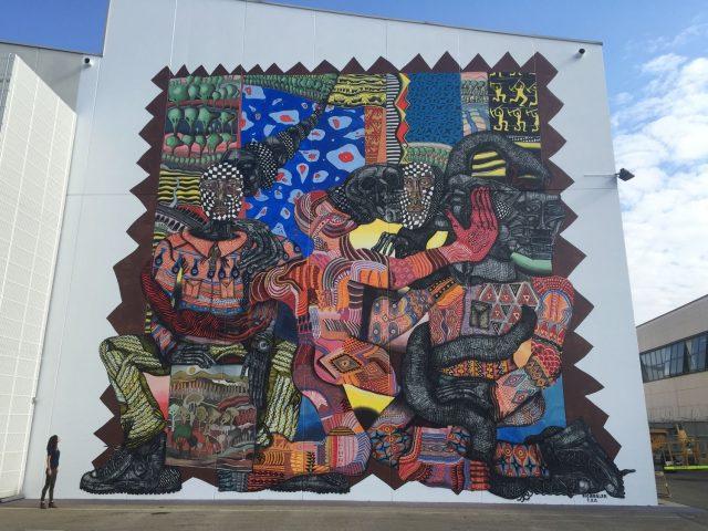 Zio Ziegler Parma Mural