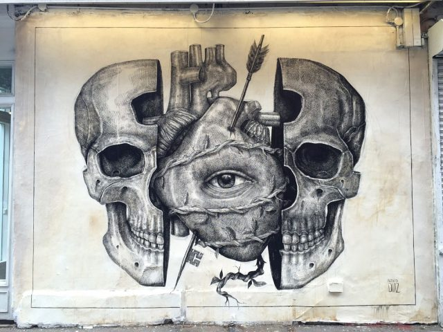 Alexis Diaz Kunstwerk