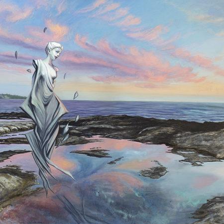 Artist Redd Walitzki