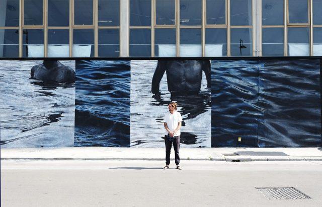 Ricky Lee Gordon Mural