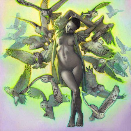 Artist Rodrigo Luff