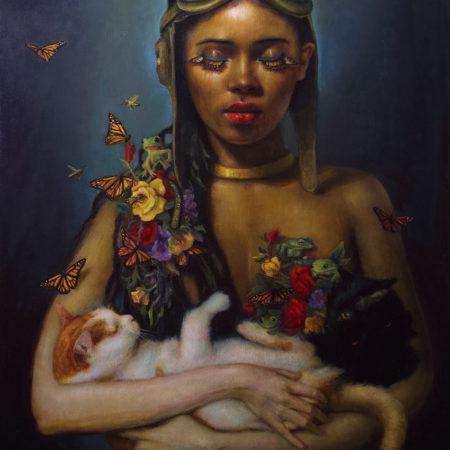 Artist Rose Freymuth-Frazier
